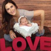 Guilhermina Guinle fala da rotina com a filha, Minna: 'Nosso novo brinquedinho'