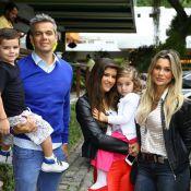 Olívia, filha de Flávia Alessandra e Otaviano Costa, comemora 3 anos com famosos