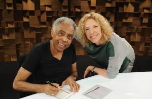 Gilberto Gil se sente jovem aos 70 anos: 'Um velho infantil é o que tenho sido'