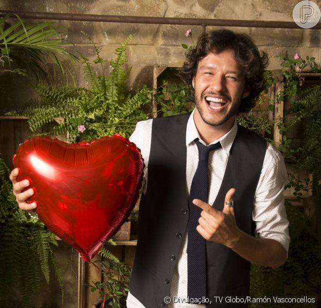Nando Rodrigues emagreceu seis quilos para seu próximo personagem na novela 'Haja Coração'