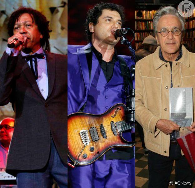 Caetano Veloso, Frejat, Djavan e mais famosos se manifestaram em carta aberta contra o fim do Ministério da Cultura nesta sexta-feira, dia 13 de maio de 2016