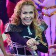 Joelma estava em negociação com a Band, onde foi chamada para ser jurada do 'X-Factor Brasil'