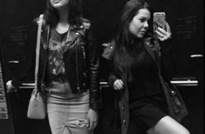 Bruna Marquezine mata saudades de Fernanda Souza: 'Muito amor'. Vídeos!
