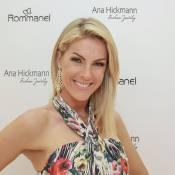 889ce7e38 Ana Hickmann causa alvoroço ao lançar coleção de joias em shopping de Recife
