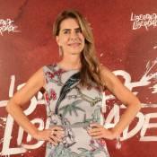 Maitê Proença fala de corpo após polêmica com dublê em 'Liberdade': 'Satisfeita'