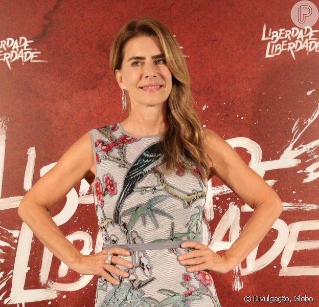 Maitê Proença afirma estar satisfeita com seu corpo em entrevista à 'Folha de São Paulo' nesta segunda-feira, dia 16 de maio de 2016