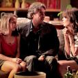 Em 'Avenida Brasil' Bruna Griphão foi Paloma, a filha de Cadinho (Alexandre Borges) e  Alexia (Carolina Ferraz)