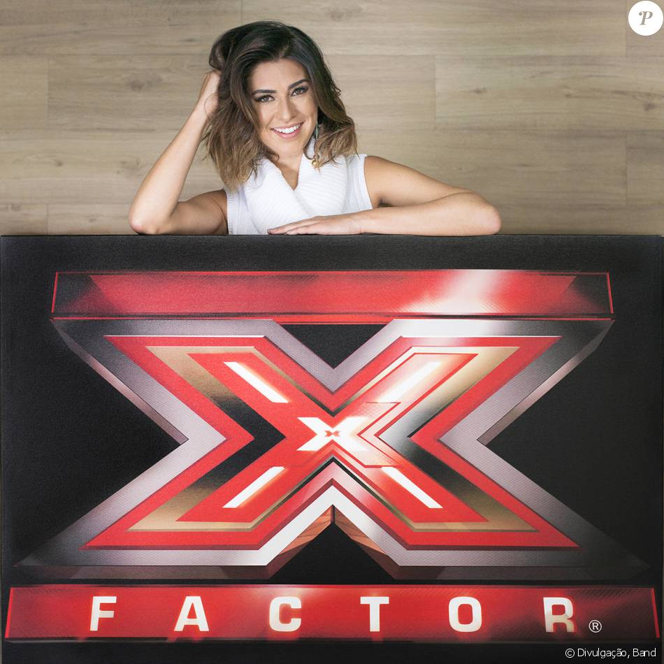 Fernanda Paes Leme deixou a Globo e vai apresentar o 'X Factor Brasil', na Band