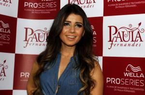 Paula Fernandes é convidada para atuar em novela das seis da TV Globo