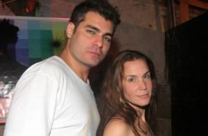Thiago Lacerda será pai pela terceira vez. Vanessa Lóes está grávida de 2 meses