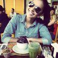Mariana Rios afirma não evitar nenhum alimento, nem mesmo uma tigela de açaí: 'Como de tudo, não evito nada. E fico magrinha'