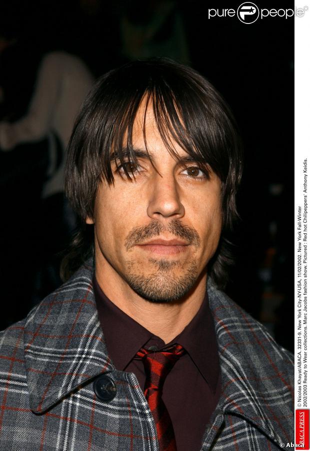 Anthony Kiedis Do Red Hot