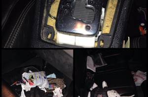 Thammy Miranda sofre tentativa de roubo de carro: 'Todo quebrado e revirado'