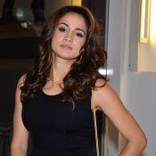 Nanda Costa coloca parafuso na mão após quebrar osso em malhação: 'Estou ótima'
