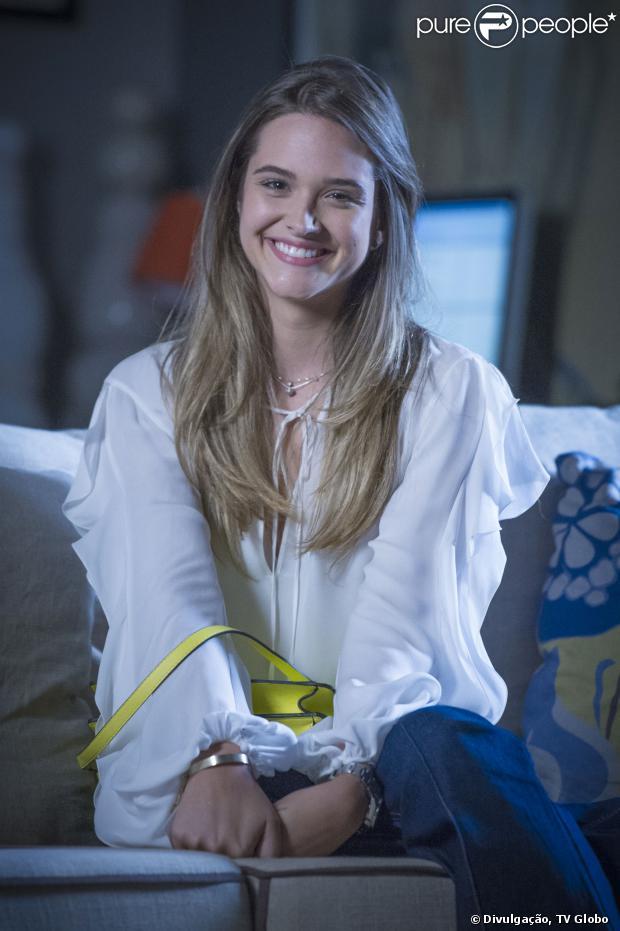 Juliana Paiva será Lili, uma jovem mimada que vai em busca da história de seu pai, em 'Além do Horizonte', que estreia nessa segunda, 4 de novembro de 2013