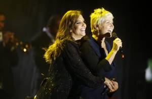 Xuxa fala sobre amizade com Ivete Sangalo: 'Deixa o filho comigo quando precisa'