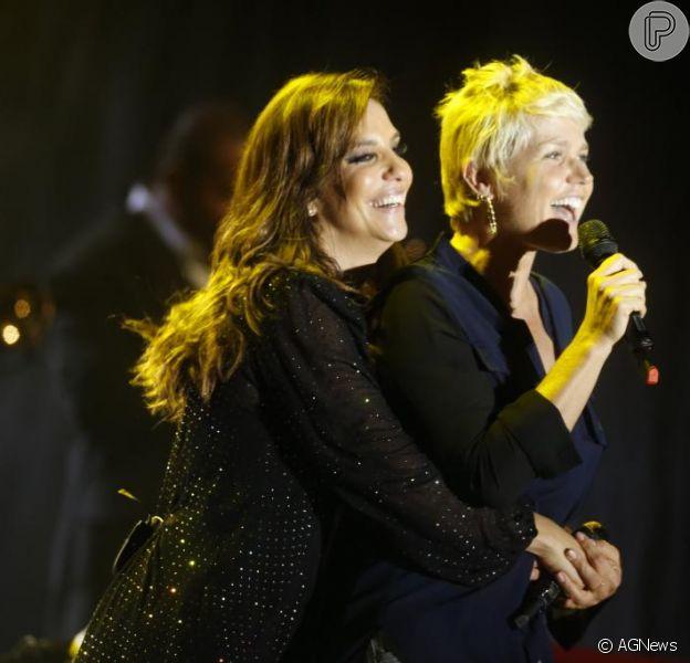 Ivete Sangalo foi descrita por Xuxa como 'melhor amiga, daquelas que a gente pode contar a qualquer hora'