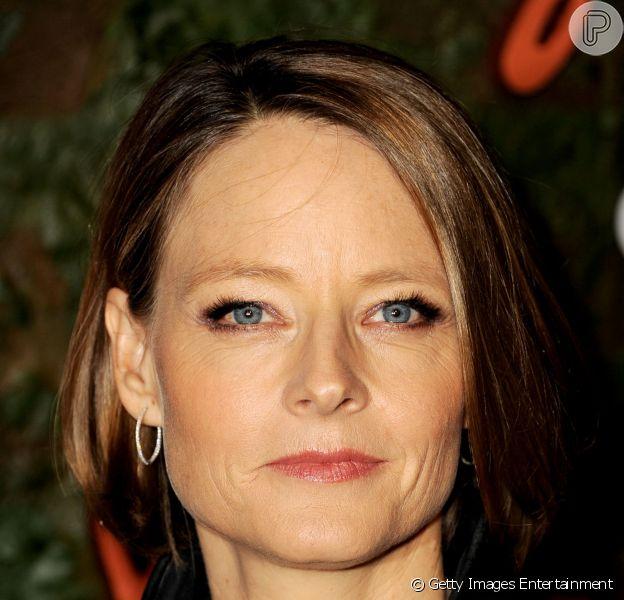 Jodie Foster comemora 51 anos nesta terça-feira, 19 de novembro de 2013
