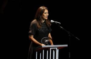 Dira Paes é eleita Melhor Atriz no Grande Prêmio do Cinema Brasileiro, no Rio
