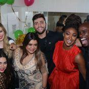 Preta Gil festeja aniversário de 42 anos com show em boate: 'Noite especial'