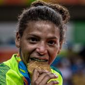 Confira dez curiosidades de Rafaela Silva, medalha de ouro na Olimpíada Rio 2016
