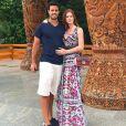 Marina Ruy Barbosa foi pedida em casamento pelo piloto Xandinho Negrão na Tailândia