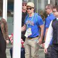Matthew McConaughey e Camila Alves estão no Rio de Janeiro para prestigiar a Olimpíada 2016 em agosto