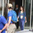 Matthew McConaughey e Camila Alves chegaram ao Rio no fim de semana para conferir a Rio 2016