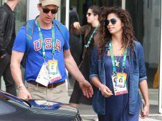 Camila Alves e Matthew McConaughey prestigiam a Olimpíada Rio 2016. Veja fotos!