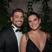 Mariana Goldfarb enche Cauã Reymond de elogios: 'Coração bom, excelente pai'