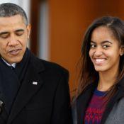 Malia, filha de Barack Obama, é vista fumando maconha no Lollapalooza, diz site