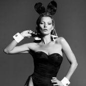 Veja as primeiras fotos de Kate Moss para a revista 'Playboy' americana