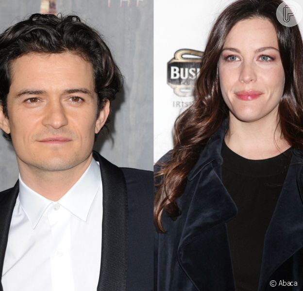 Orlando Bloom e Liv Tyler estariam vivendo um romance, em 4 de dezembro de 2013
