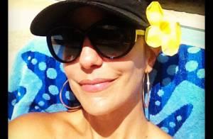 Ivete Sangalo posta foto desejando feliz 2013 aos fãs: 'Coisas boas vão chegar'