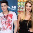 Luan Santana se recusou a dar entrevista ao lado de Bárbara Evans, segundo o jornal 'O Dia' desta quinta-feira (05 de dezembro de 2013)