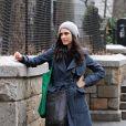 A atriz interpreta Virginia Gamely em 'Winter's Tale'