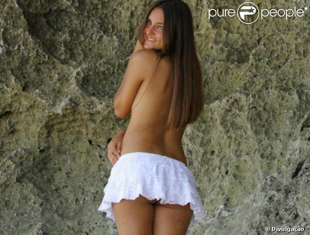 Catarina Migliorini não descarta primeira vez com uma mulher: 'Gosto de pessoas' (06 de dezembro de 2013)