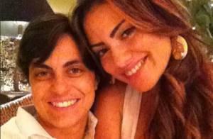 Thammy Miranda passa Réveillon com namorada e se declara: 'Amor pra vida toda'