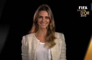 Fernanda Lima vai apresentar a premiação Bola de Ouro 2013, na Suíça, em janeiro