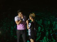 Claudia Leitte canta com Luan Santana no Rio logo após 'The Voice Brasil'