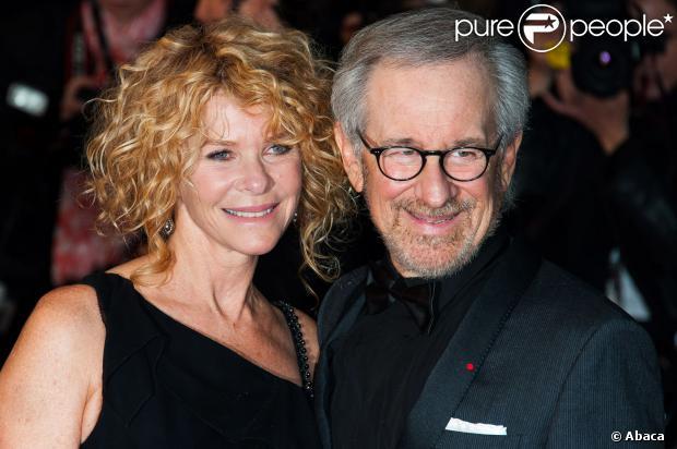 Steven Spielberg e Kate Capshaw têm cinco filhos juntos ...