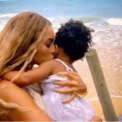 Clipe em homenagem a Blue Ivy, filha de Beyoncé, foi todo gravado no Brasil