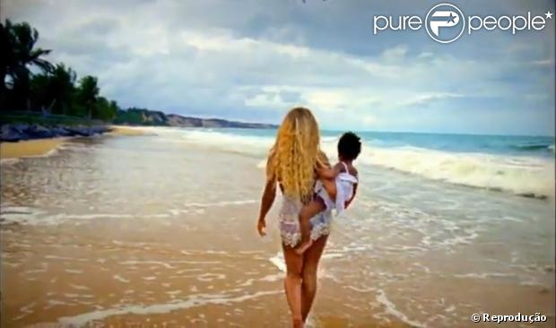 Beyoncé alugou uma casa em Trancoso, na Bahia, onde gravou grande par