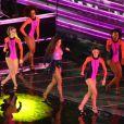 Ivete Sangalo cantou e dançou sem parar, mostrando um fôlego invejável durante o swho