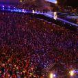 Ivete Sangalo reuniu cerca de 40 mil pessoas na Arena Fonte Nova, em Salvador, para gravar o seu quinto DVD, que celebra os 20 anos de estrada