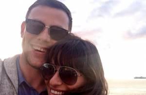 Mensagem de Lea Michele após morte de Cory Monteith foi a mais retuítada do ano