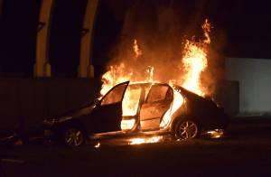 'Amor à Vida': Carro de Glauce pega fogo após capotar e médica morre