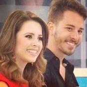 Sandy e Junior se apresentam juntos na TV seis anos após término da dupla
