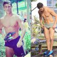 José Loreto se inspira no corpo de Cristiano Ronaldo para viver um michê na série 'A Segunda Dama'