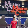 Cristiano Ronaldo inaugurou um museu próprio em Funchal, Portugal, que possui uma estátua de cera do jogador, seus troféus e informações sobre sua carreira